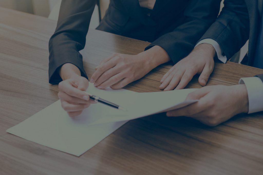 juridische documenten voor ondernemers